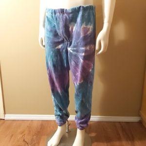 Tie Dyed Jerzees Sweatpants
